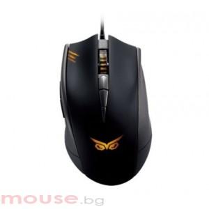 Мишка ASUS STRIX CLAW геймърска черен USB