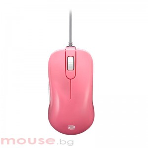 Геймърска мишка ZOWIE S2 DIVINA Pink