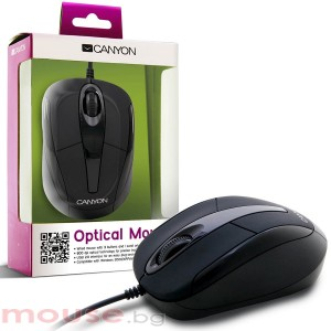 CANYON CNR-MSO09B USB