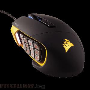 Мишка CORSAIR Scimitar RGB Optical MOBA/MMO Gaming Mouse