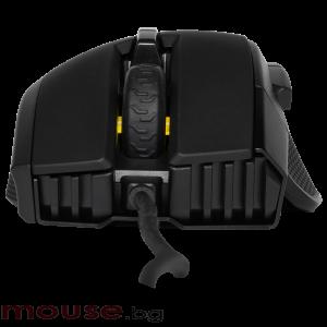 Мишка CORSAIR IRONCLAW RGB, FPS/MOBA, RGB LED, 18 000 DPI, USB, Black