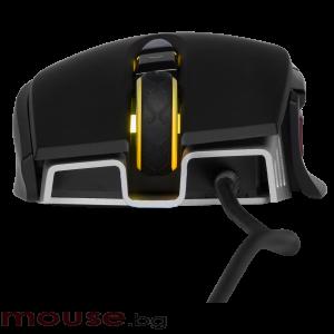 Мишка CORSAIR Gaming M65 Pro ELITE RGB, 18 000 DPI, USB, Black