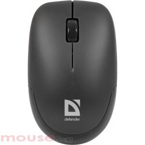 Мишка Defender Datum MM-015 Nano USB безжична оптична