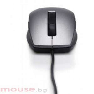 Мишка Dell 6 Buttons Laser Scroll USB Mouse Black 570-10521