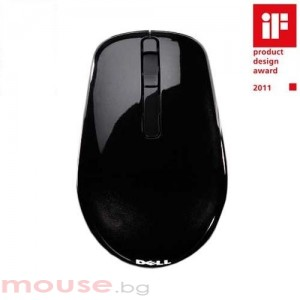 Dell WM311 Wireless Notebook Mouse Black