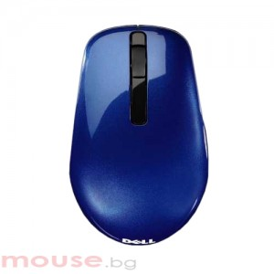 Dell WM311 Wireless Notebook Mouse Blue