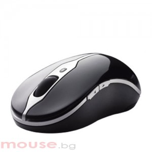 Dell 5 button Bluetooth Travel Mouse Glossy Black