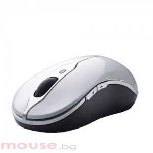 Dell 5 button Bluetooth Travel Mouse Glossy White