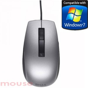 Мишка Dell 6 Buttons Laser Scroll USB Mouse Black