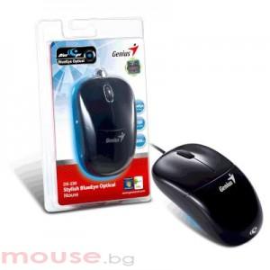 Мишка Genius DX-220 черна