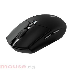 Геймърска мишка Logitech G305 Lightspeed Wireless