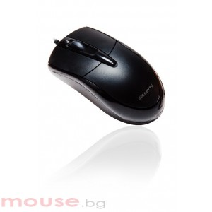 Мишка Gigabyte M3600 black, USB