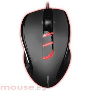 Мишка Gigabyte M6900 black, USB