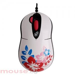 Мишка G-CUBE оптична мини Alona day , USB