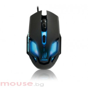 Мишка HAMA uRage Reaper nxt геймърска оптична 1.6m, 4000 DPI, 6 buttons, USB