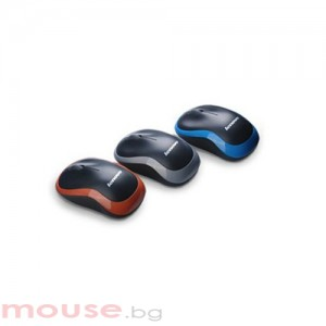 Мишка LENOVO Wireless Mouse N1901(Gray-B)