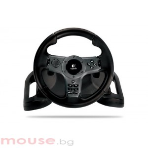 Logitech Driving Force Wireless Weel