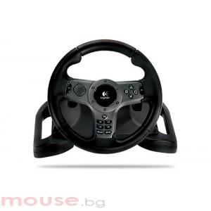 Logitech Driving Force Wireless Weel