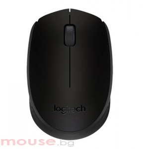 Мишка LOGITECH Wireless M171 черен