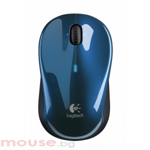 Мишка Logitech V470 Cordless Laser Mouse Bluetooth for Notebooks Blue