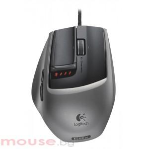 Мишка Logitech G9x Laser Mouse