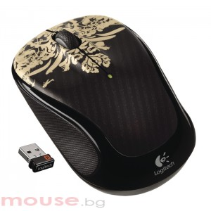 Logitech Wireless Mouse M325 Victorian Wallpaper