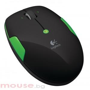 Logitech Wireless Mouse M345 Lime