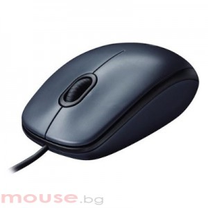 Logitech Mouse M100 Dark