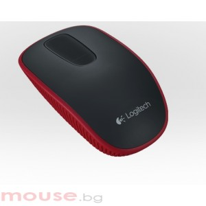 Мишка Logitech Zone Touch Mouse T400 Red