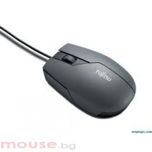 Мишка Fujitsu M500T черна, USB