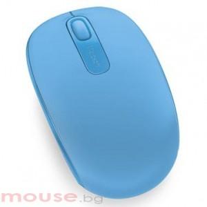 Мишка MICROSOFT 1850 безжична USB синя