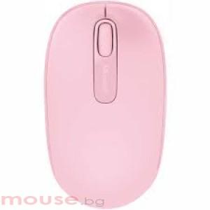 Мишка MICROSOFT 1850 безжична USB розова