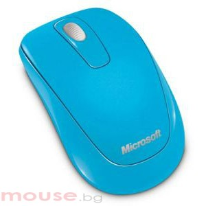 Мишка Microsoft Wireless Mobile 1000 USB Sea Blue