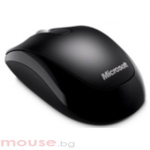 Microsoft Wireless Mouse 1000 Black