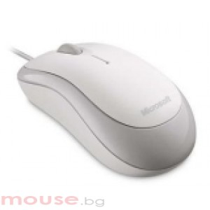 Microsoft Ready Mouse USB White