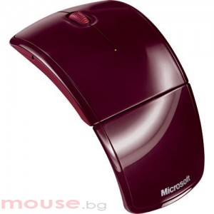 Microsoft ARC Mouse Red
