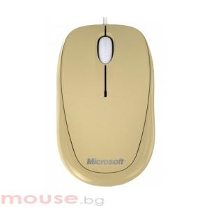 Мишка Microsoft Compact Optical 500 Capucino