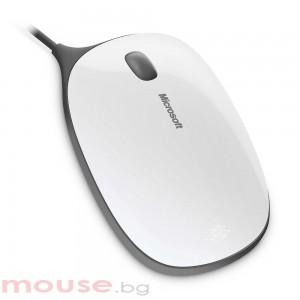 Microsoft Express Mouse White&Grey