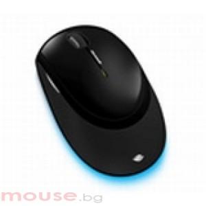 Мишка Microsoft Wireless Mouse 5000 USB Blue Track English