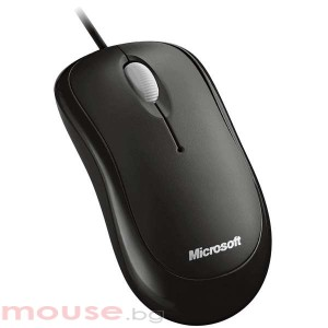 MICROSOFT Ready Mouse USB Black