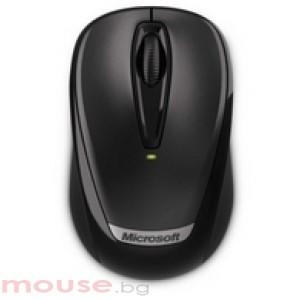 Microsoft Comfort Mouse 3000 USB Black