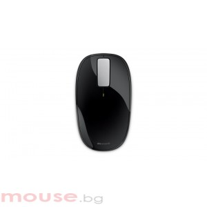 Microsoft Explorer Touch Mouse USB Black