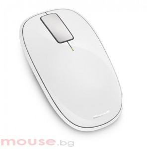 Microsoft Explorer Touch Mouse Win7 USB White