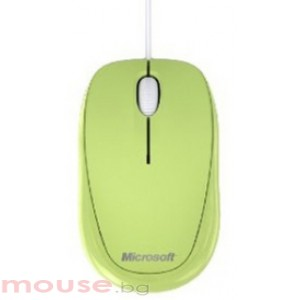 Microsoft Compact Optical Mouse USB English Aloe Green