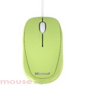 Microsoft Compact Optical Mouse USB English Aloe Green