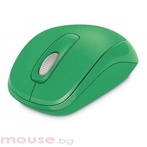 MICROSOFT Wireless Mobile Mouse 1000 Green
