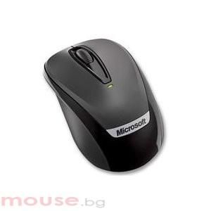 Мишка Microsoft Wireless Mobile 3100 Black