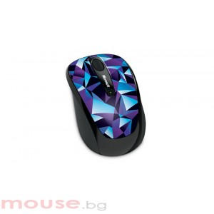 MICROSOFT Wireless Mobile Mouse 3500 Artist Moore