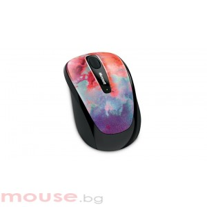 Microsoft Wireless Mobile Mouse 3500 USB Artist Tchmo