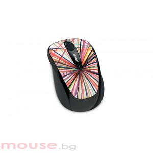 Мишка Microsoft Wireless Mobile Mouse 3500 USB Perry 1